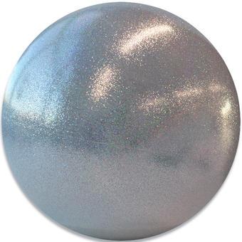 PASTORELLI Glitter High Vision Ball – 16CM SILVER 3caa41db127e