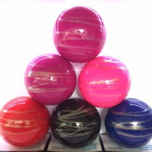 New Generation Glitter 18cm Ball KISS&CRY