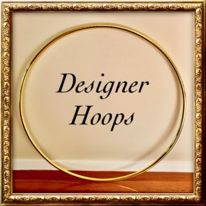 Rhythmic Gymnastics Hoop Boutique- Designer Decorated Hoops